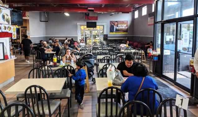 Comedor Popular Ecuatoriano