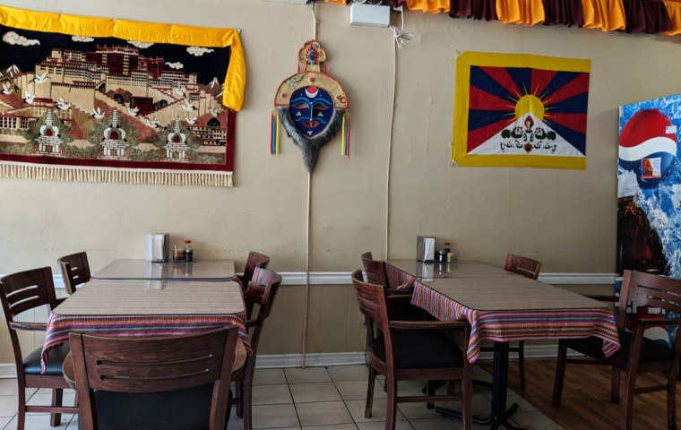 Lhasa Kitchen (Potala Kitchen?)