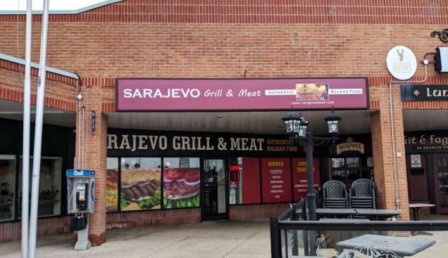 Sarajevo Grill & Meat