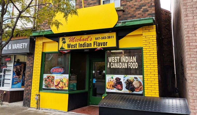 Michael's West Indian Flavour