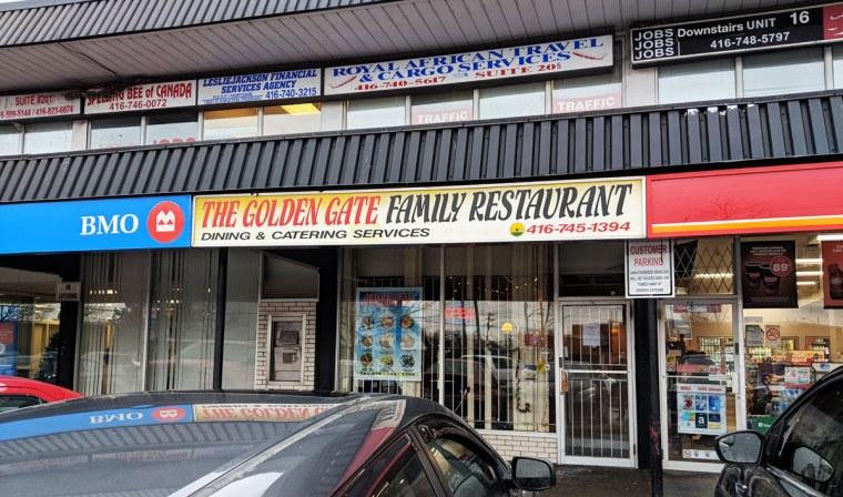 Golden Gate Restaurant