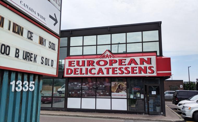 Mak European Delicatessen