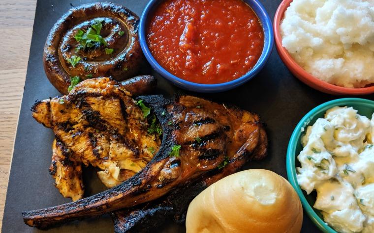 Plan B Handmade Burgers, Boerewors and Braai