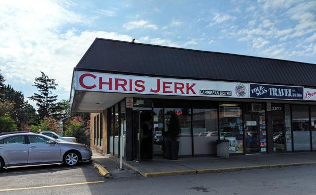 Chris Jerk