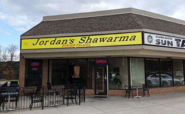 Jordan's Shawarma