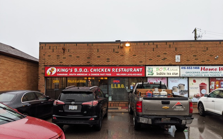 King's BBQ Chicken Restaurant